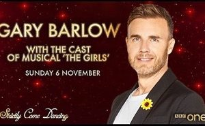Gary Barlow Striclty