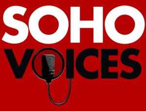 Soho Voices main logo