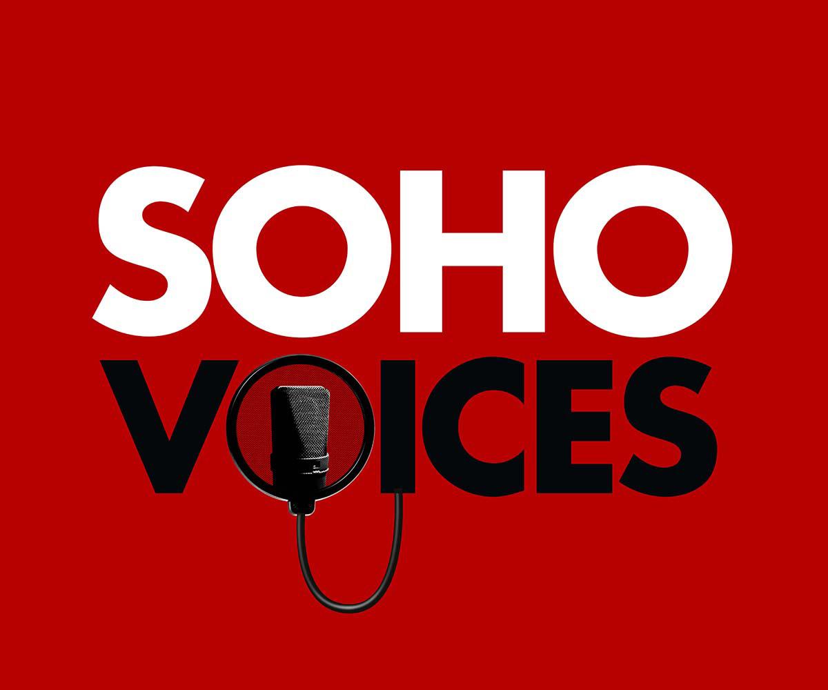 Soho Voices Logo