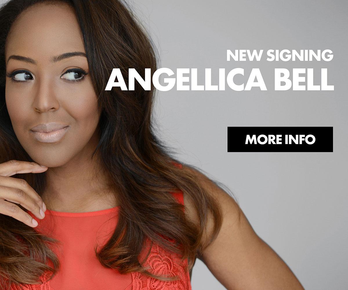Soho Voices - New signing - Angellica Bel