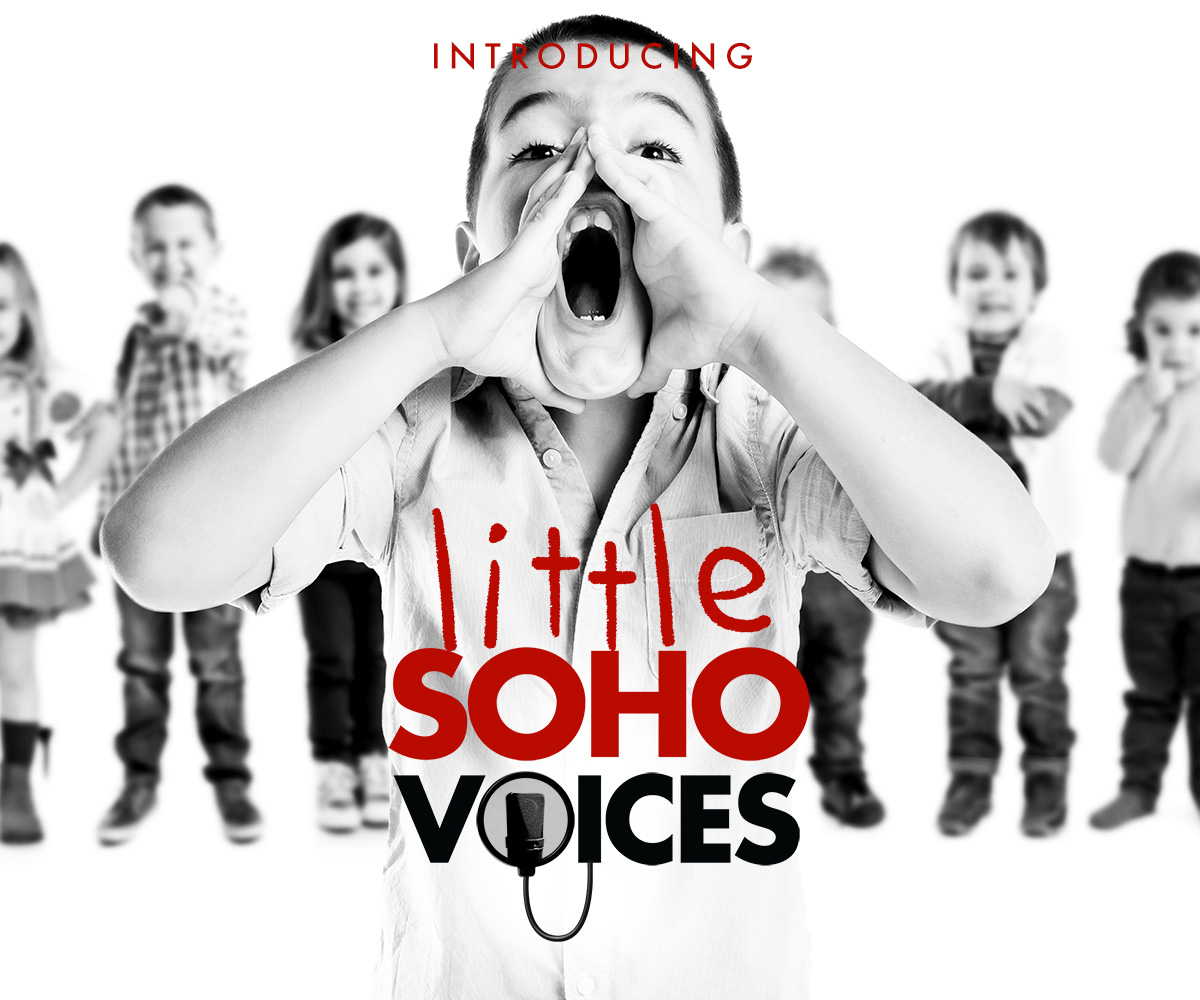 Soho Voices - Little Voices - Young Artists