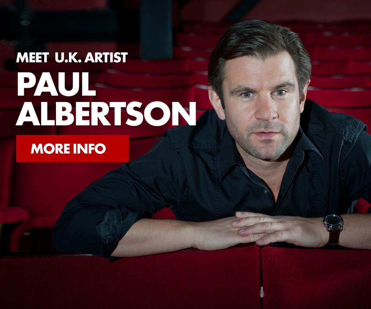 Soho Voices - Paul Albertson