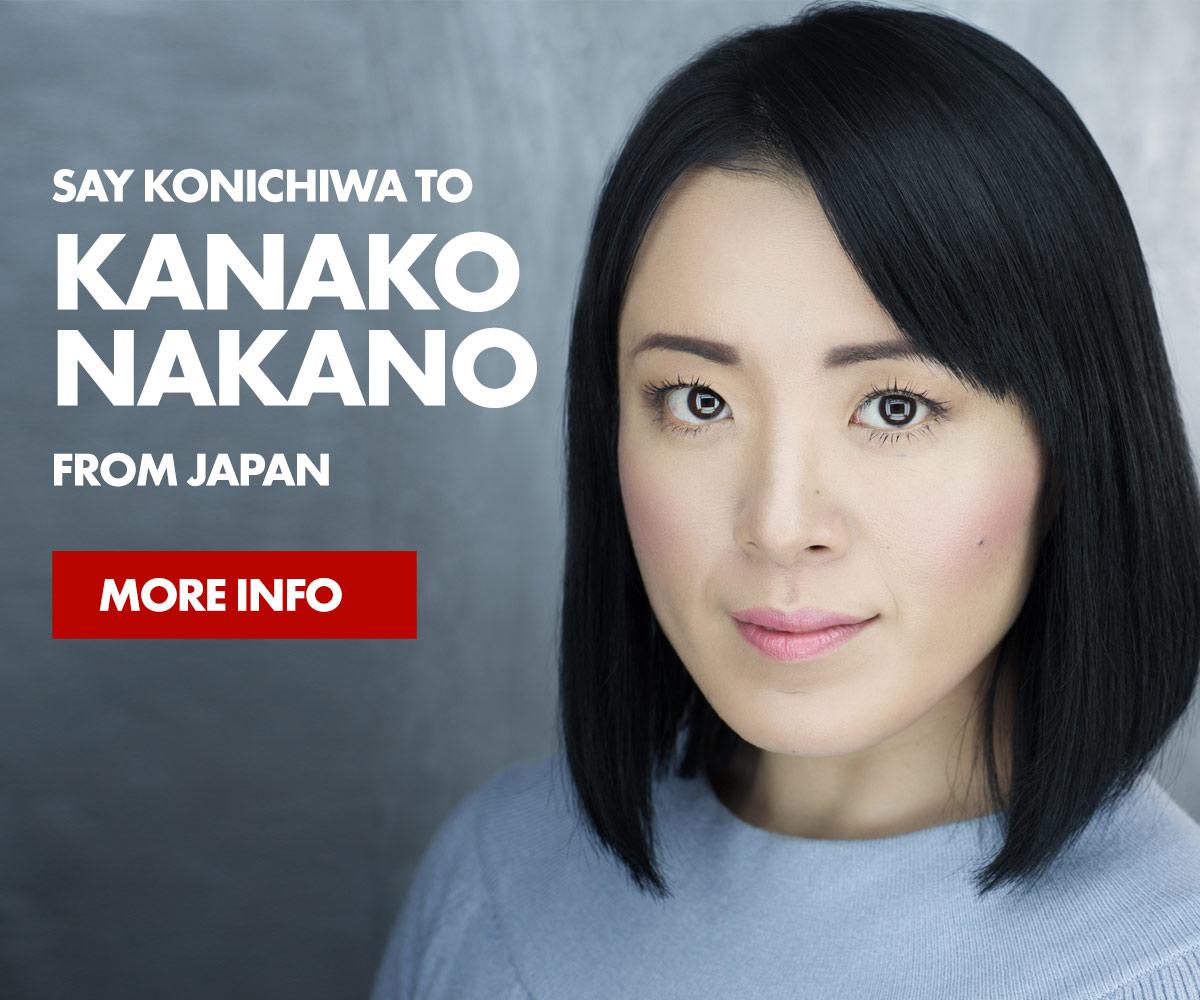 Soho Voices - Kanako
